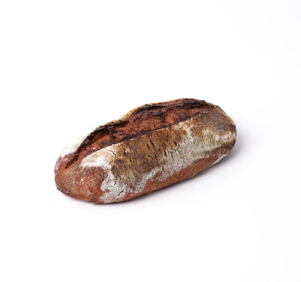 100% Whole Wheat Artisan (800g)